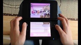 Nintendo Game シュガシュガルーン Sugar 2 Rune / Chocola et Vanilla / Słodkie słodkie czary Stage 5, Vanilla Mieux / Vanilla Aisu.