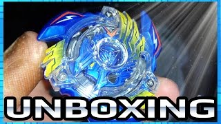 Unboxing Beyblade Burst!! B-34 Victory Valkyrie .B.V