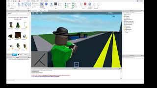 Roblox A* Pathfinding AI Police Car
