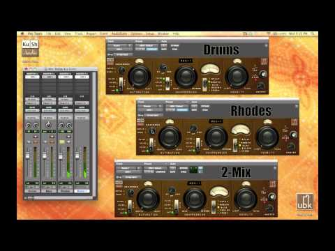 How to Get Movement & Density in Your Mix with the UBK-1 by Kush