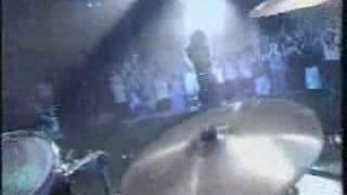 OLIVIA performing Re-Act on Hey Hey Hey.