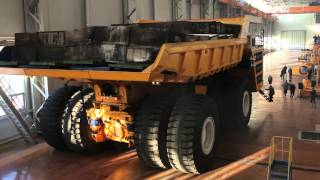 Siemens powers the world's strongest truck