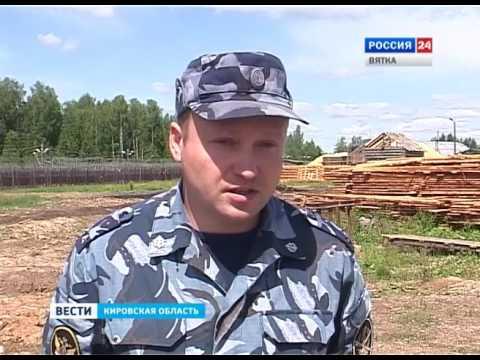 Труд осужденных в ИК-6 (ГТРК Вятка)