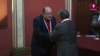 Tema:Profesor Honorario al Dr. Juan Luis Gómez Colomer