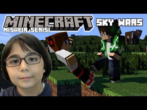 Minecraft Sky Wars ( Baran Kadir Tekin ve Misafirler )