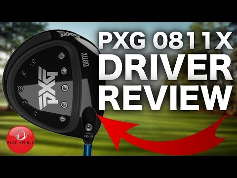 THE PXG 0811X DRIVER REVIEW