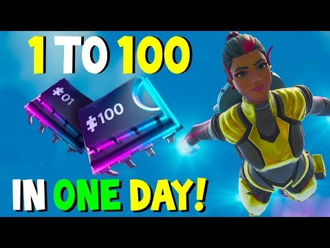 *NEW* ALL 100 Fortbytes Locations EASY! How I unlocked Them All In One Day! - Fortnite Season 9