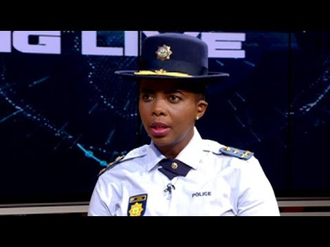 Brigadier Mathapelo Peters on looting, violence incidents in Gauteng
