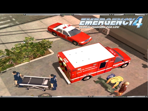 Emergency 4 : Los Angeles mod #27