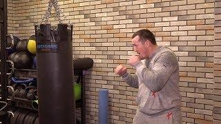 Боксер Денис Лебедев готовится к новому бою в родном Старом Осколе
