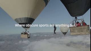Where Obscure Sports are Anything But thumbnail