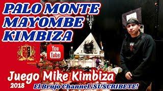 El Brujo, Toque Mike Kimbiza 2018