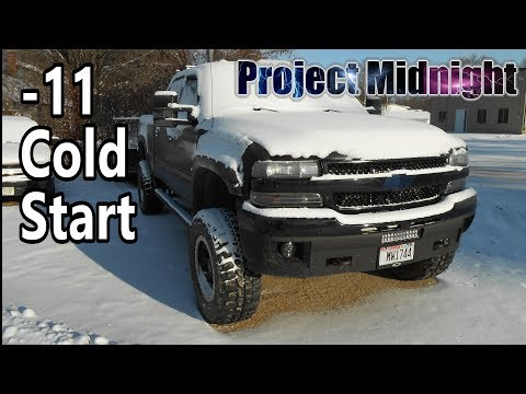 Project Midnight  -11 Cold Start