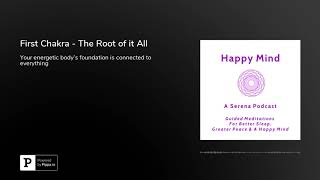 First Chakra Meditation - The Root of it All (10 min)