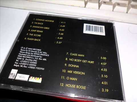 DJ Moortje - I'm Back (1996) - (full album [55:16] - bubbling)