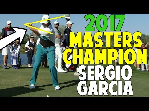 2017 Masters Champion Sergio Garcia | Learn His Swing Speed Move