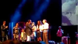 Концерт Стаса Михайлова в Алматы 05.11.2012