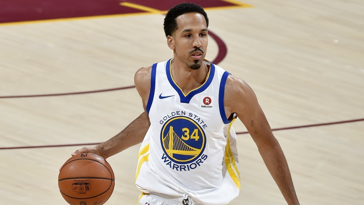 Shaun Livingston's Top Plays From The 2018 NBA Playoffs ...