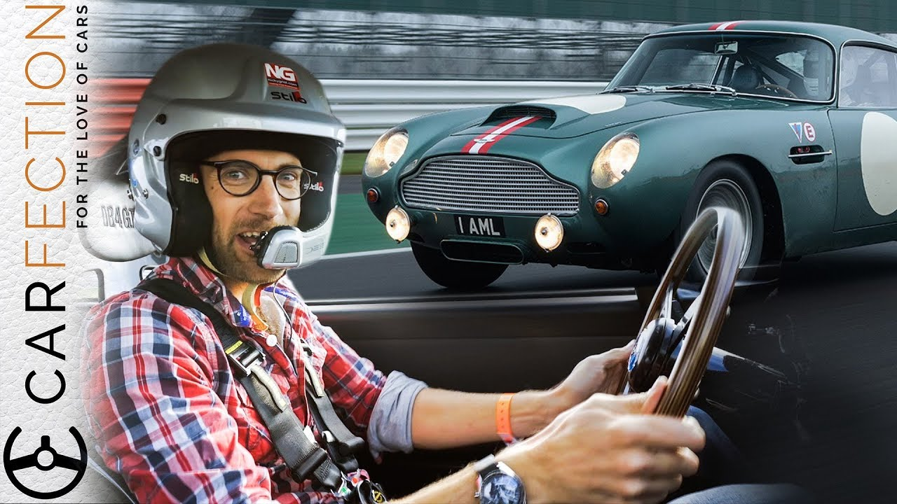 This, or Aston Martin Vulcan? Henry Catchpole Drives DB4 GT Continuation - Carfection