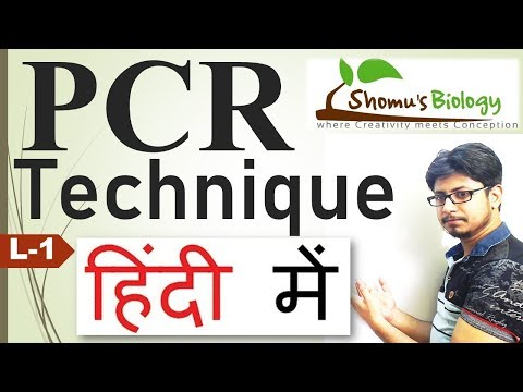 PCR in Hindi