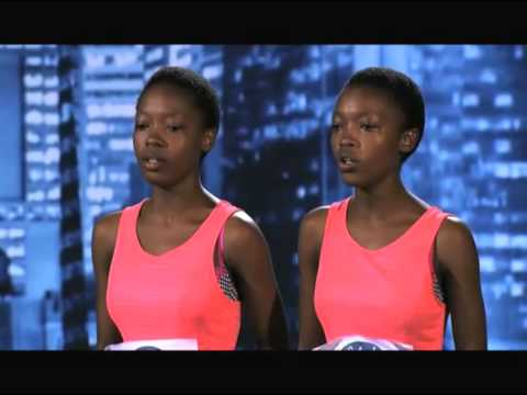Idols South Africa 2013 Neliswa and Anele at the Durban Auditions Travel Video