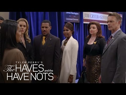 Download The DA Brings Down the Cryers and the Harringtons   Tyler Perry's The Haves and the Have Nots   OWN