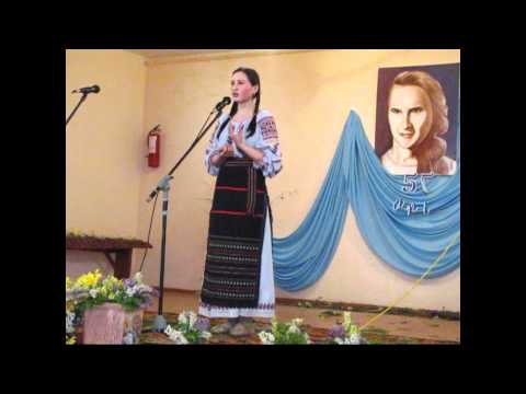 Mariana Langa la Festival-Concurs