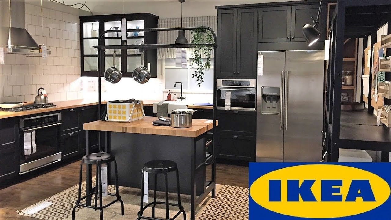 IKEA KITCHEN IDEAS HOME DECOR SHOP WITH ME SHOPPING STORE