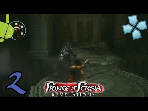 Prince Of Persia Revelations Part 2 Southern PPSSPP Play On Android