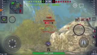 World of tanks blitz part104 Waffentrager auf Pz. IV 15cm