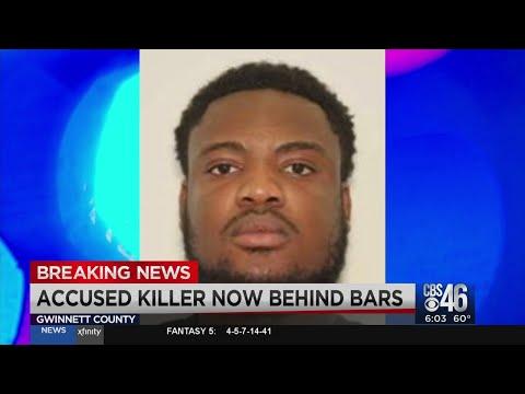 Gwinnett County murder suspect found in New Jersey