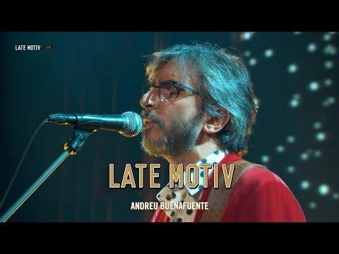 LATE MOTIV - Xoel López. 'Sueños y pan'    #LateMotiv316