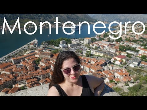 Montenegro in a Day // Mountains, Medieval Villages, & beaches