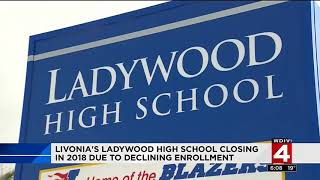 Livonia's Ladywood High School closing in 2018 due to declining enrollment