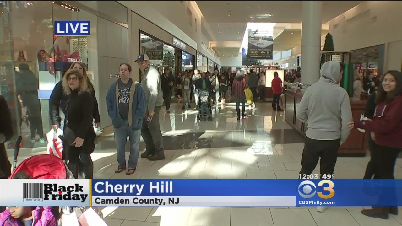 ff9fc55bb8 Shoppers Head To Cherry Hill Mall For Busiest Shopping Day Of Year ...