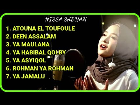 Nissa Sabyan Full Album Terbaru Juni  2019 HQ Audio