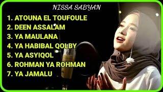 Gambar cover Nissa Sabyan Full Album Terbaru Juni  2019 HQ Audio