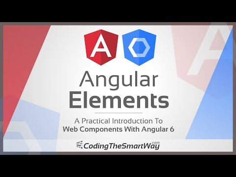 A Practical Introduction To Web Components With Angular 6