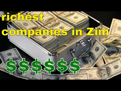 TOP ten most valuable companies Zimbabwe ,Africa✔