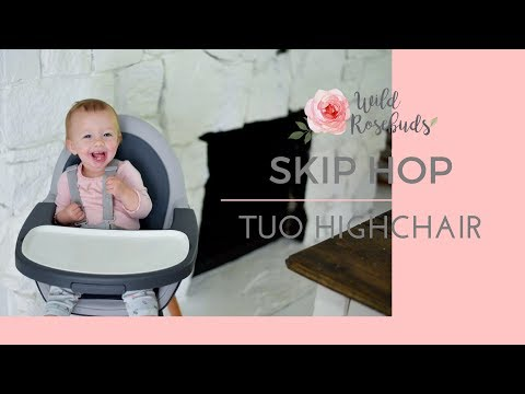 Skip Hop Tuo Convertible High Chair Review