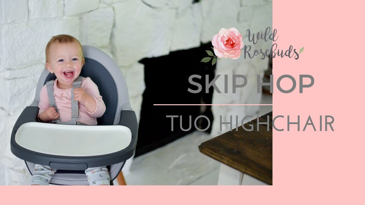 Ovo high chair reviews - Skip Hop Tuo Convertible High Chair Review