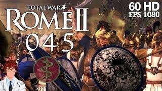 Total War: Rome 2 - Pergamon #045 - Ägypten und seine Rüstungen I [Deutsch] | Rome II Gameplay