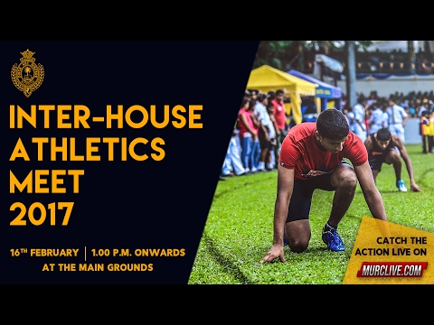 Inter-House Athletics Meet 2017