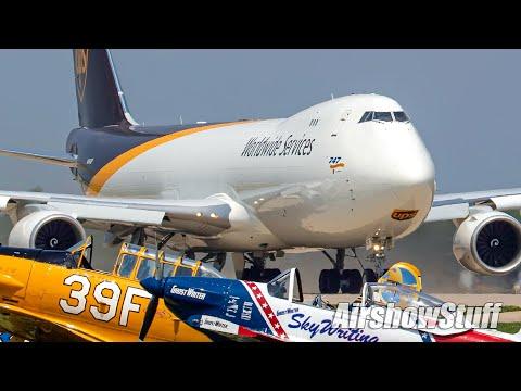 Oshkosh Heavy/Large Aircraft!