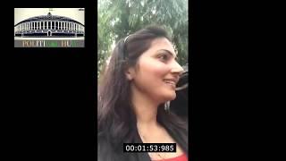 Chitra Tripathi Live From Darbhanga Bihar | 2019 कौन जीतेगा