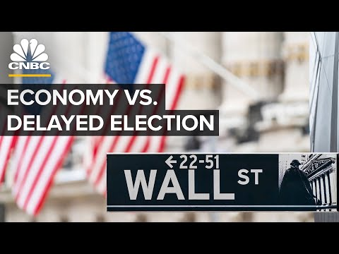 How A Delayed Election Would Impact The U.S. Economy