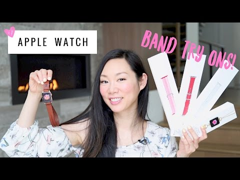 Apple Watch Bands! ♥ Unboxing