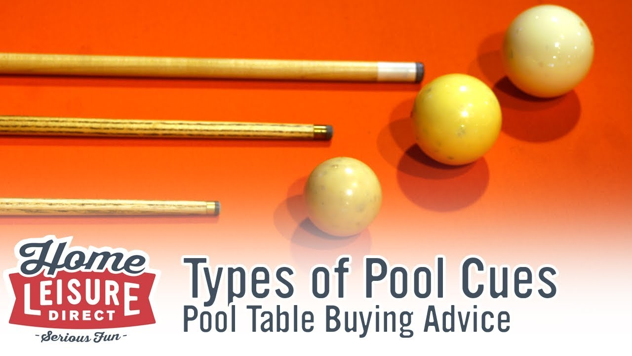 How To Set Up Pool Balls Quora >> What Are The Differences Between The Various Types Of Pool And Snooker Cue