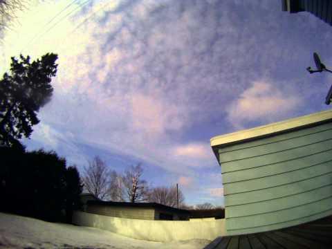 Back Yard Meteorology