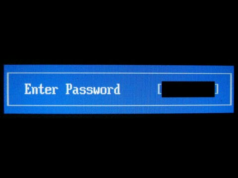 unlock toshiba laptop user password